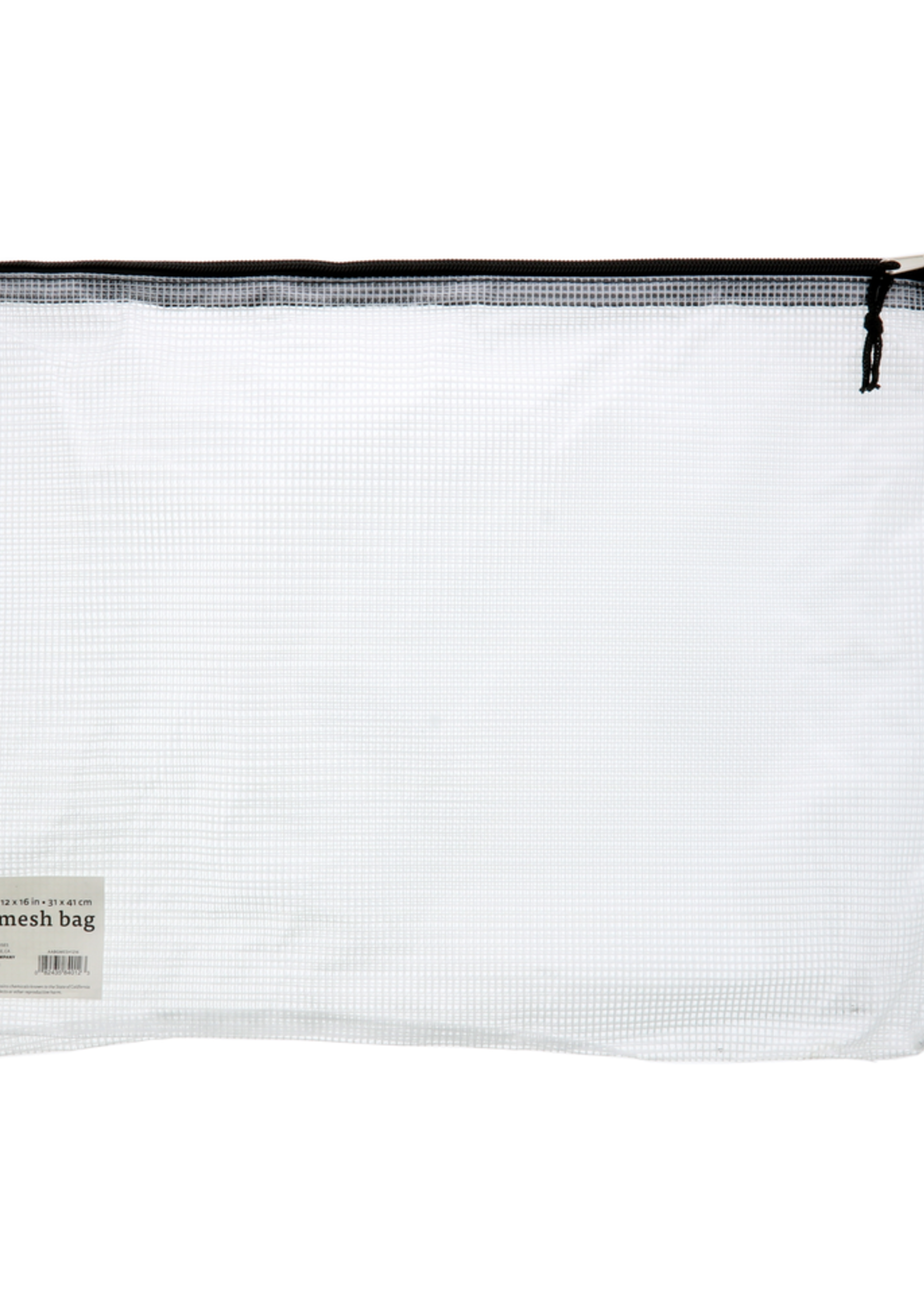 ART ALTERNATIVES MESH WHITE BAG