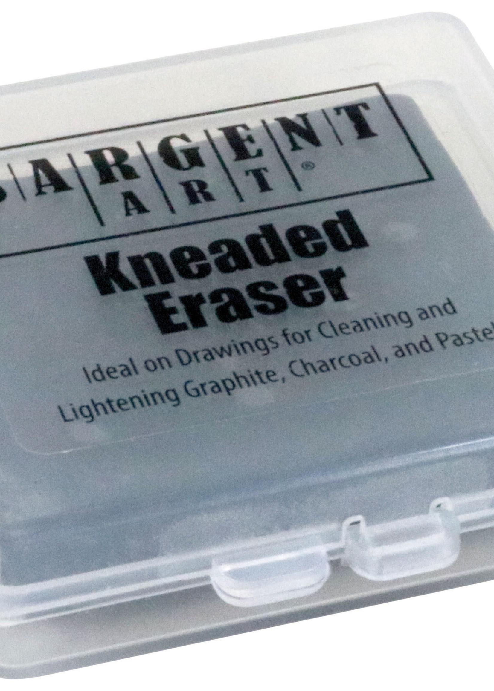 SARGENT ART SG-KNEADED ERASER W/ CASE