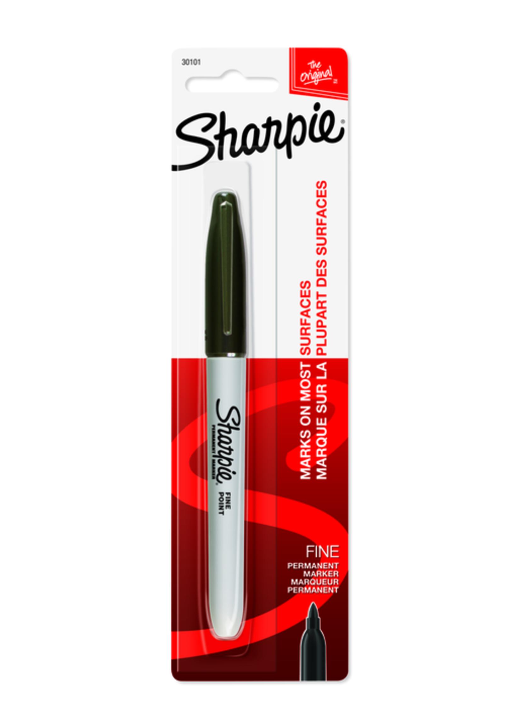 SHARPIE SHARPIE MARKER BLACK