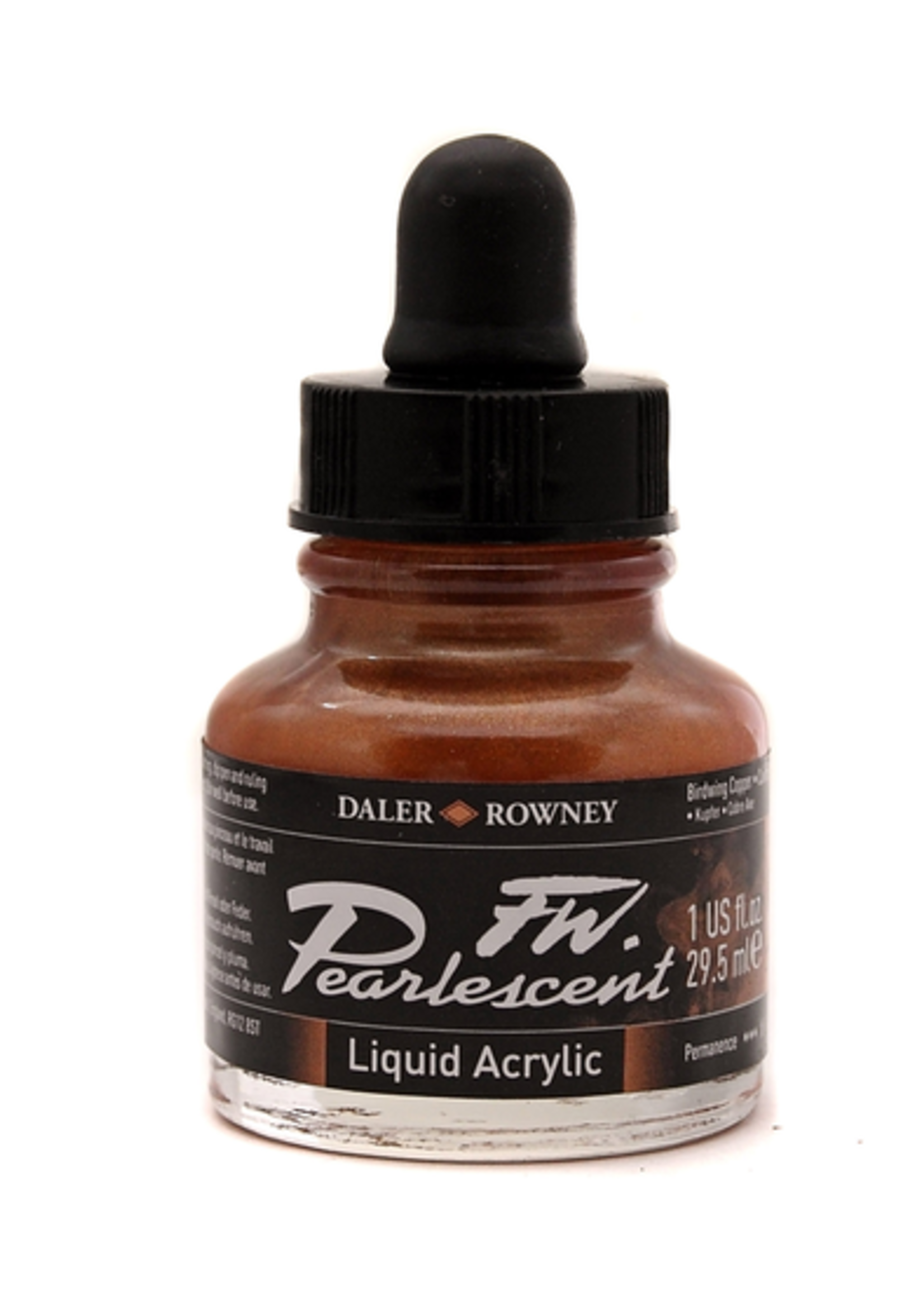 DALER-ROWNEY/FILA CO FW PEARLESCENT ACRYLIC INK 1OZ -