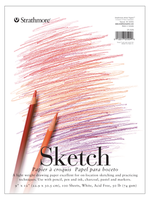 PACON/STRATHMORE STUDENT ART SKETCH PAD