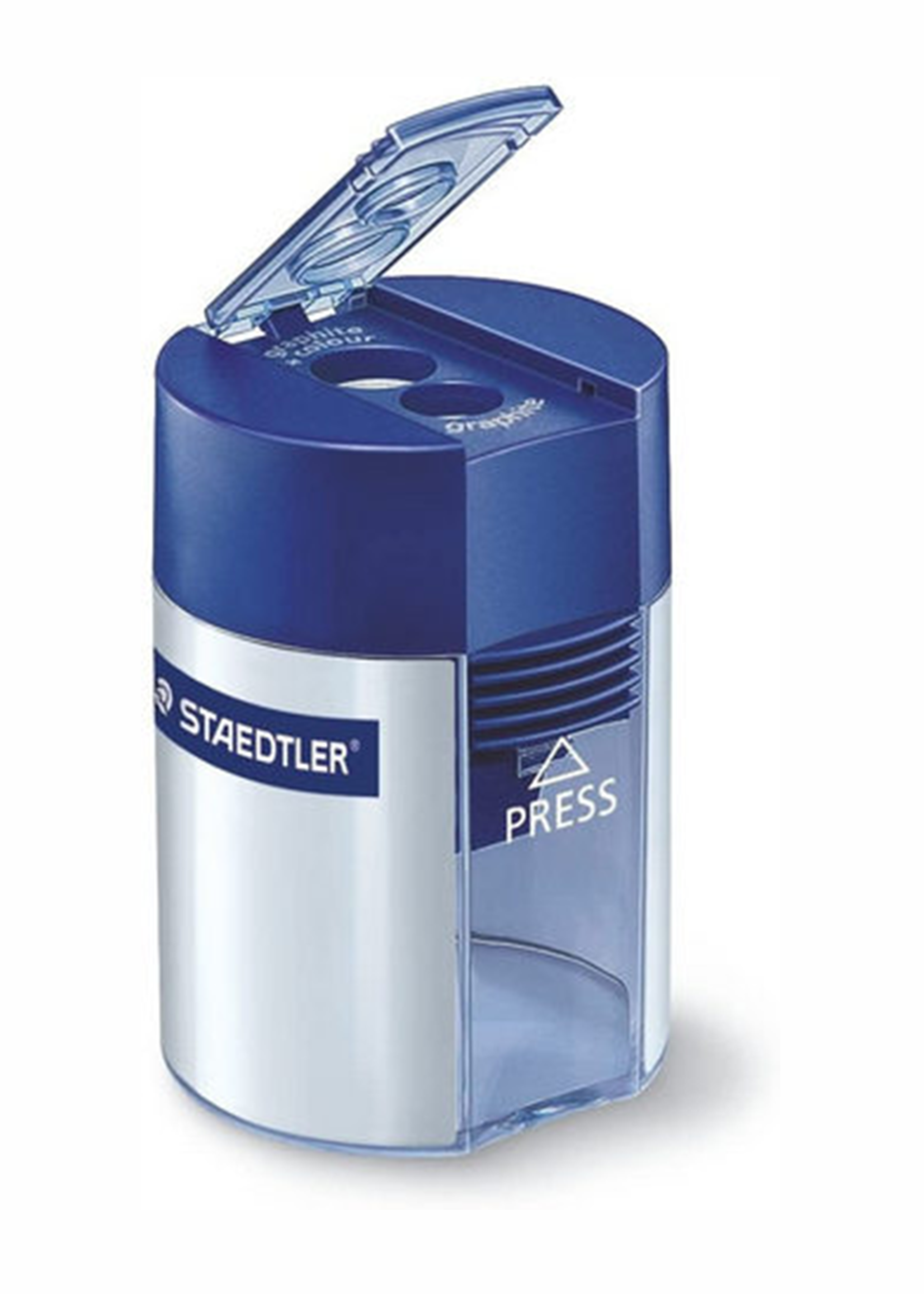 STAEDTLER-MARS LIMITED ST- DOUBLE HOLE CAN SHARPENER