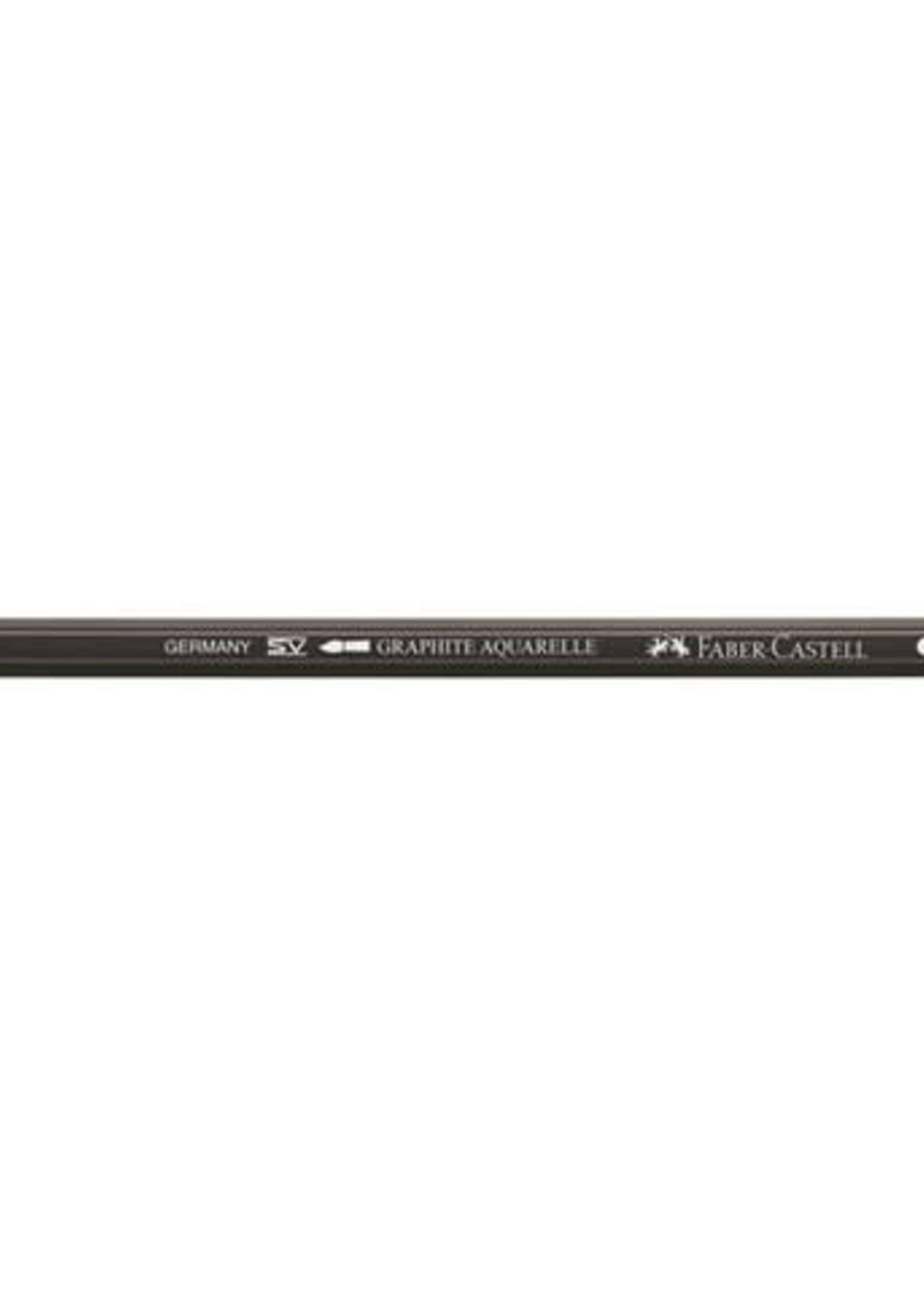 FABER-CASTELL USA WATER SOLUBLE GRAPHITE  PENCIL AQUARELLE