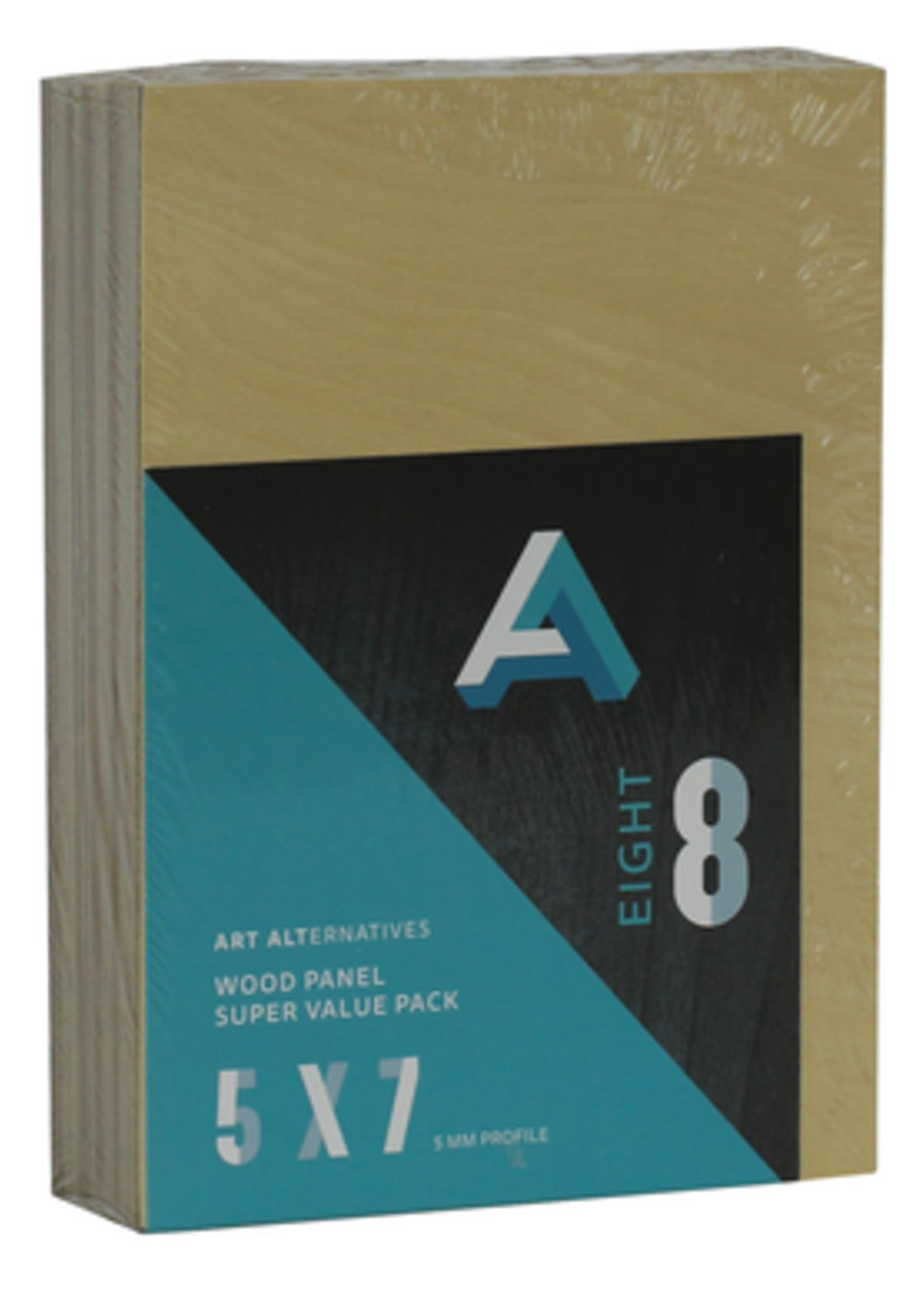 ART ALTERNATIVES WOOD PANEL 5MM VALUE
