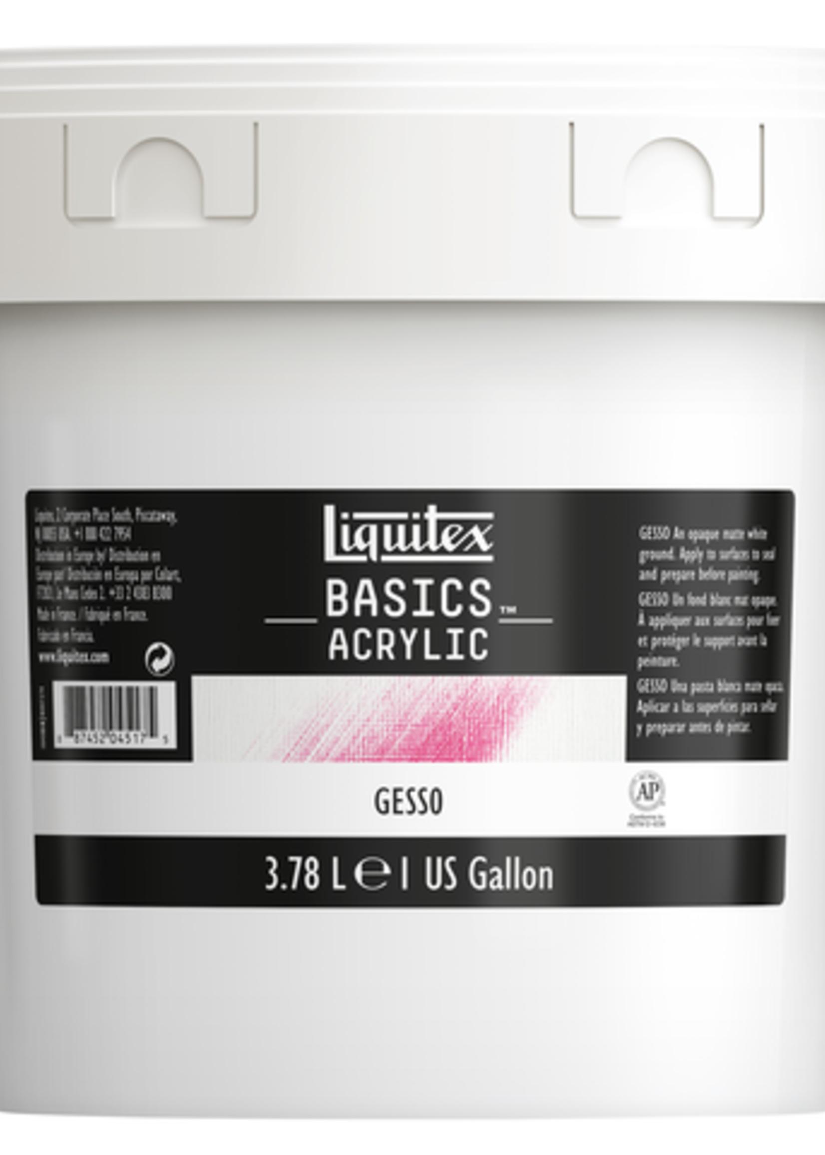 LIQUITEX / COLART BASICS-GESSO