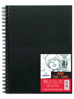 CANSON / PACON PAPERS FIELD WIREBOUND SKETCHBOOK
