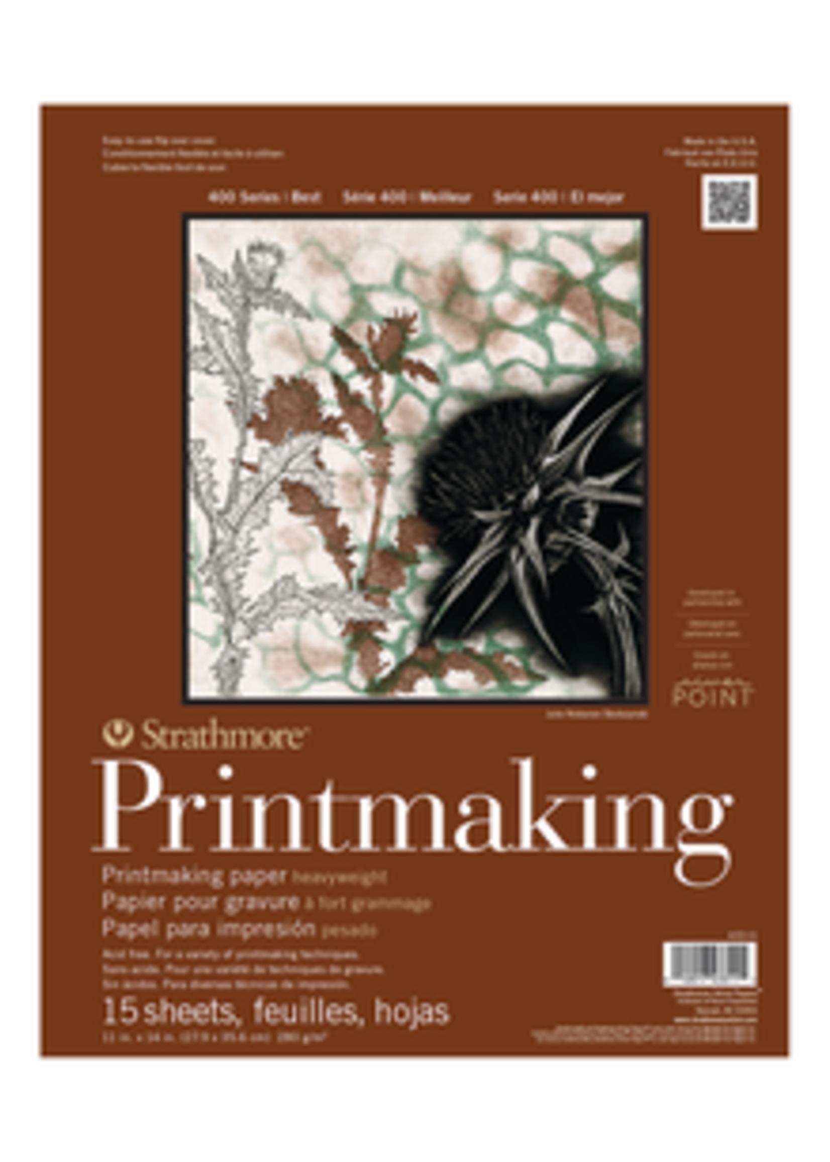 PACON/STRATHMORE PRINTMAKING PAD