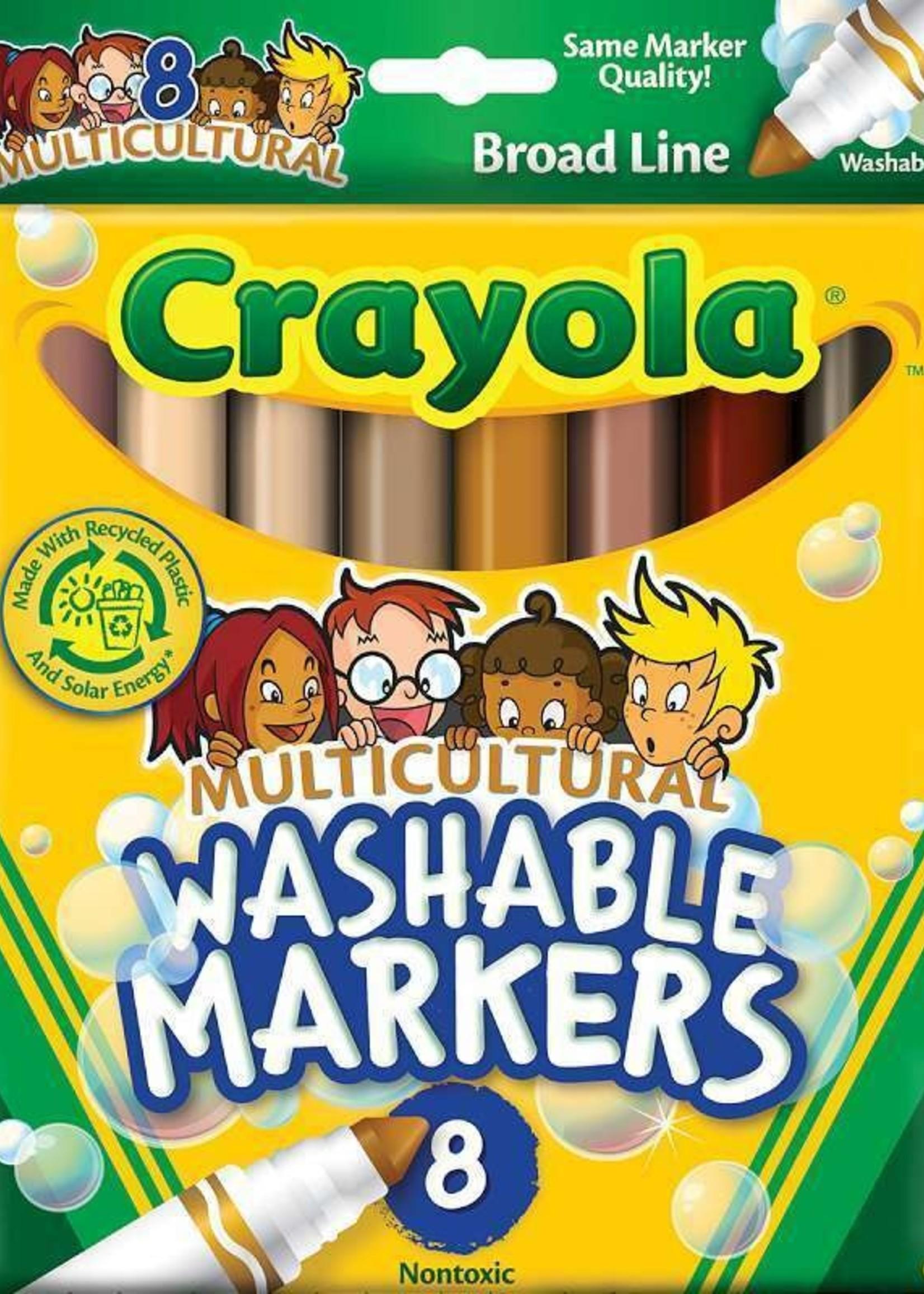 CRAYOLA CRAYOLA WASHABLE MARKERS