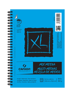 CANSON / PACON PAPERS XL- MIXED MEDIA 60 MICRO PERF SHEETS 5.5X8.5