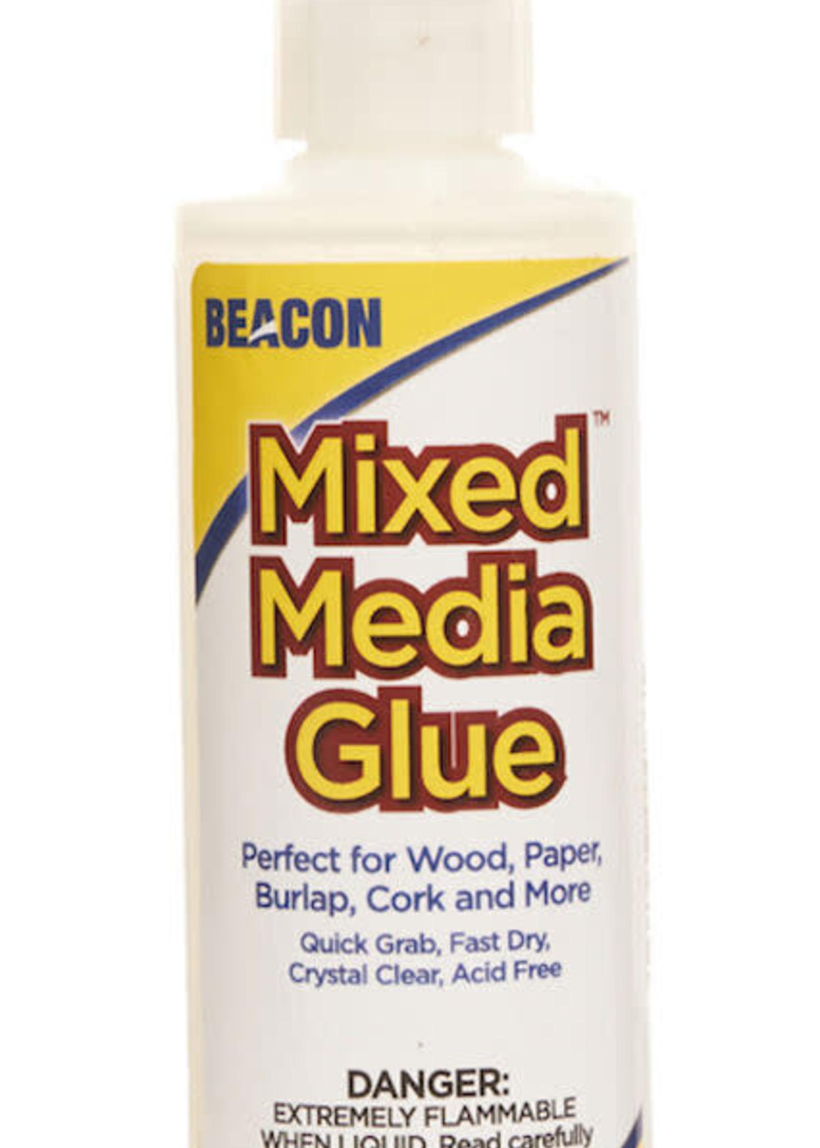 BEACON ADHESIVES MIXED MEDIA GLUE 4OZ