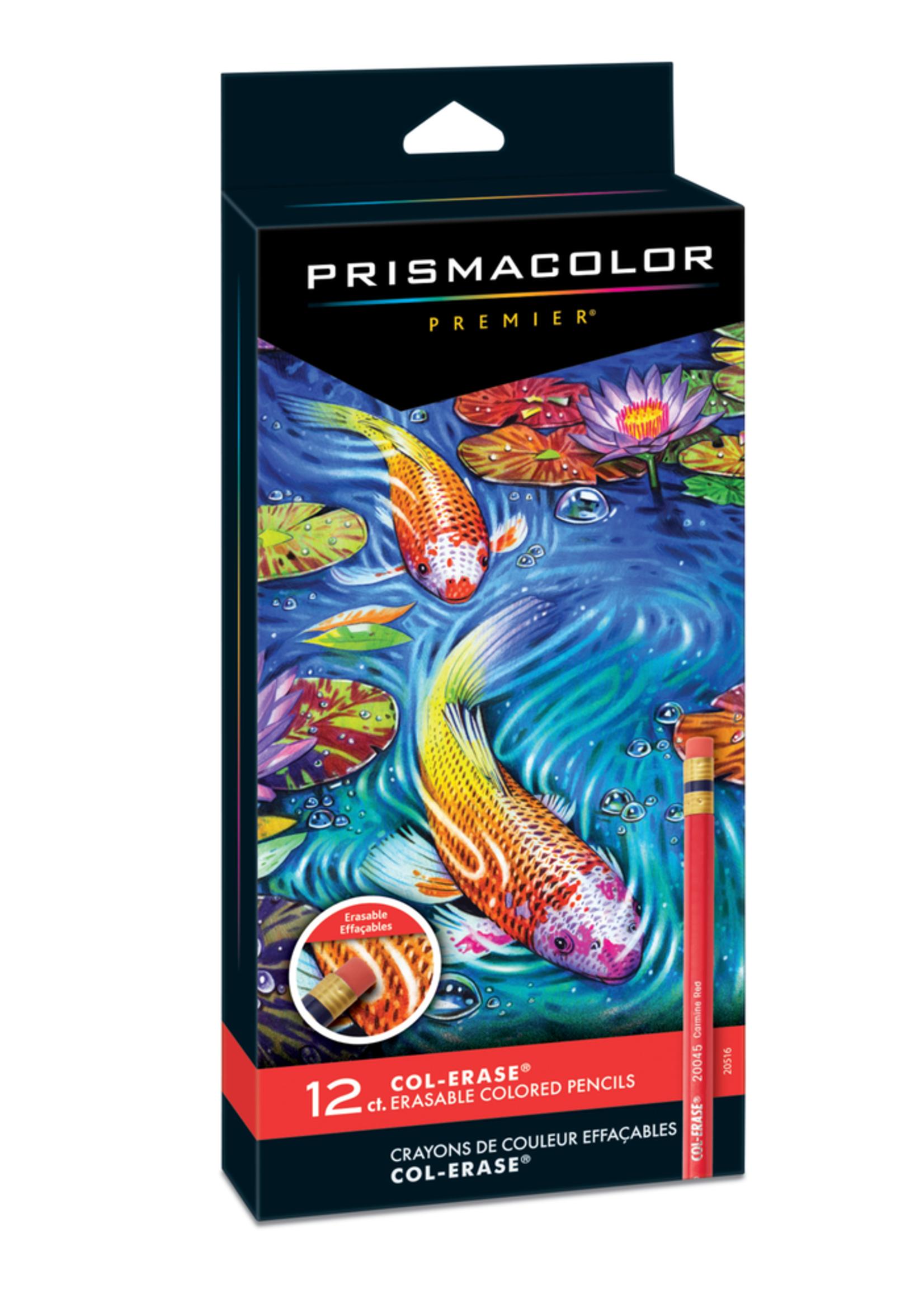 PRISMACOLOR PRISMACOLOR COL-ERASE PENCIL SETS