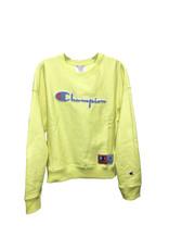 Champion Champion Reverse Weave Crew Chenille Logo