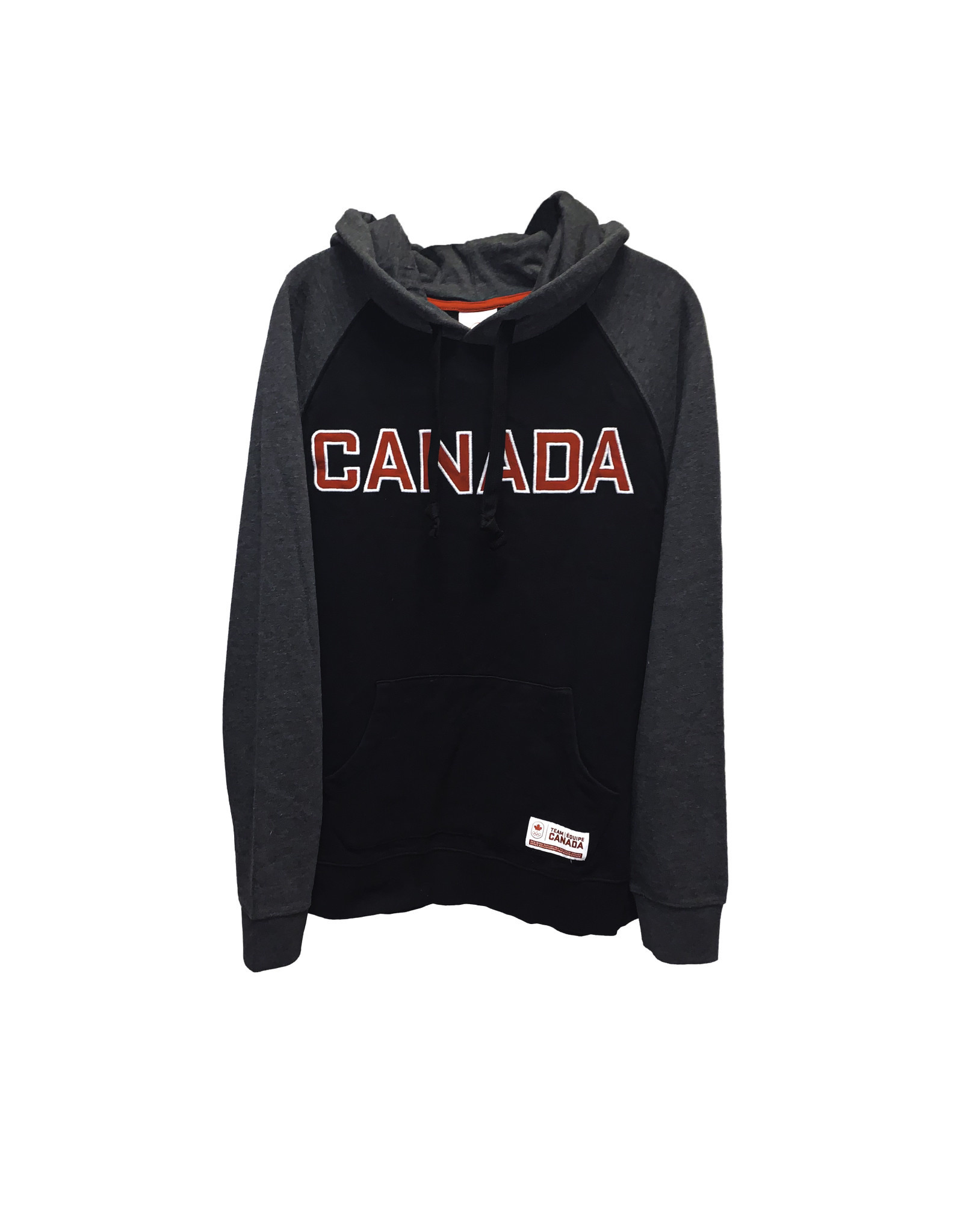 Canadian Olympic Canadian Olympic Pullover Hoodie Size