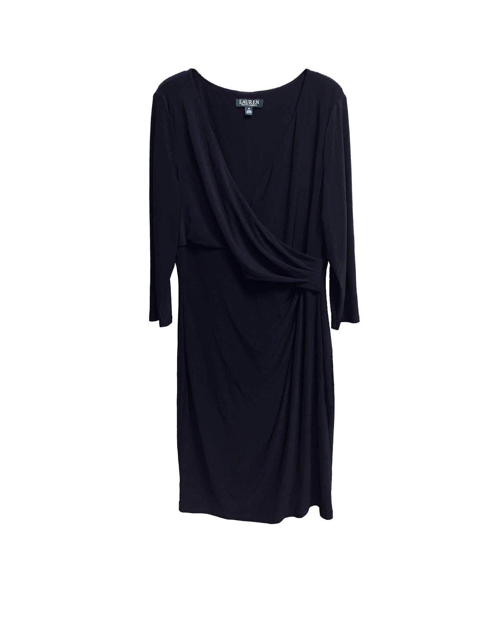 LAUREN RALPH LAUREN LAUREN RALPH LAUREN Elbow Length Sleeve Dress