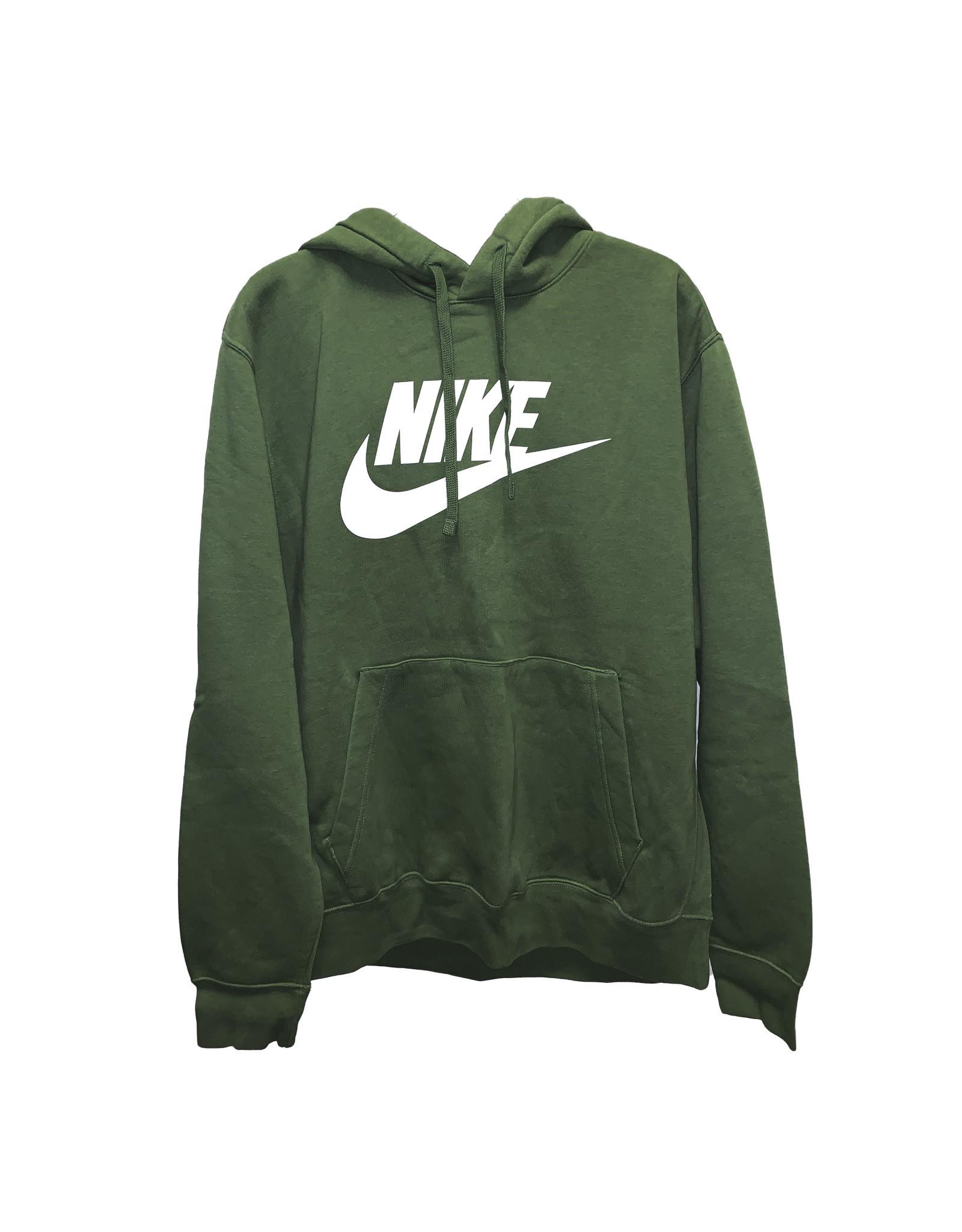 NIKE NIKE Green Pullover Hoodie