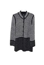 KARL LAGERFELD KARL LAGERFELD Tweed Cardigan Size: M