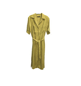 MANGO MANGO Bow Lapels Dress