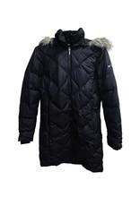 Columbia Columbia Mid Length  Faux Fur Coat