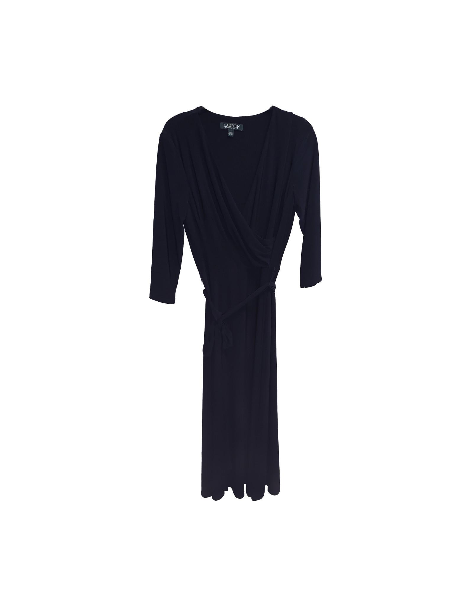 LAUREN RALPH LAUREN Lauren Ralph Lauren Stretch Jersey Wrap Dress