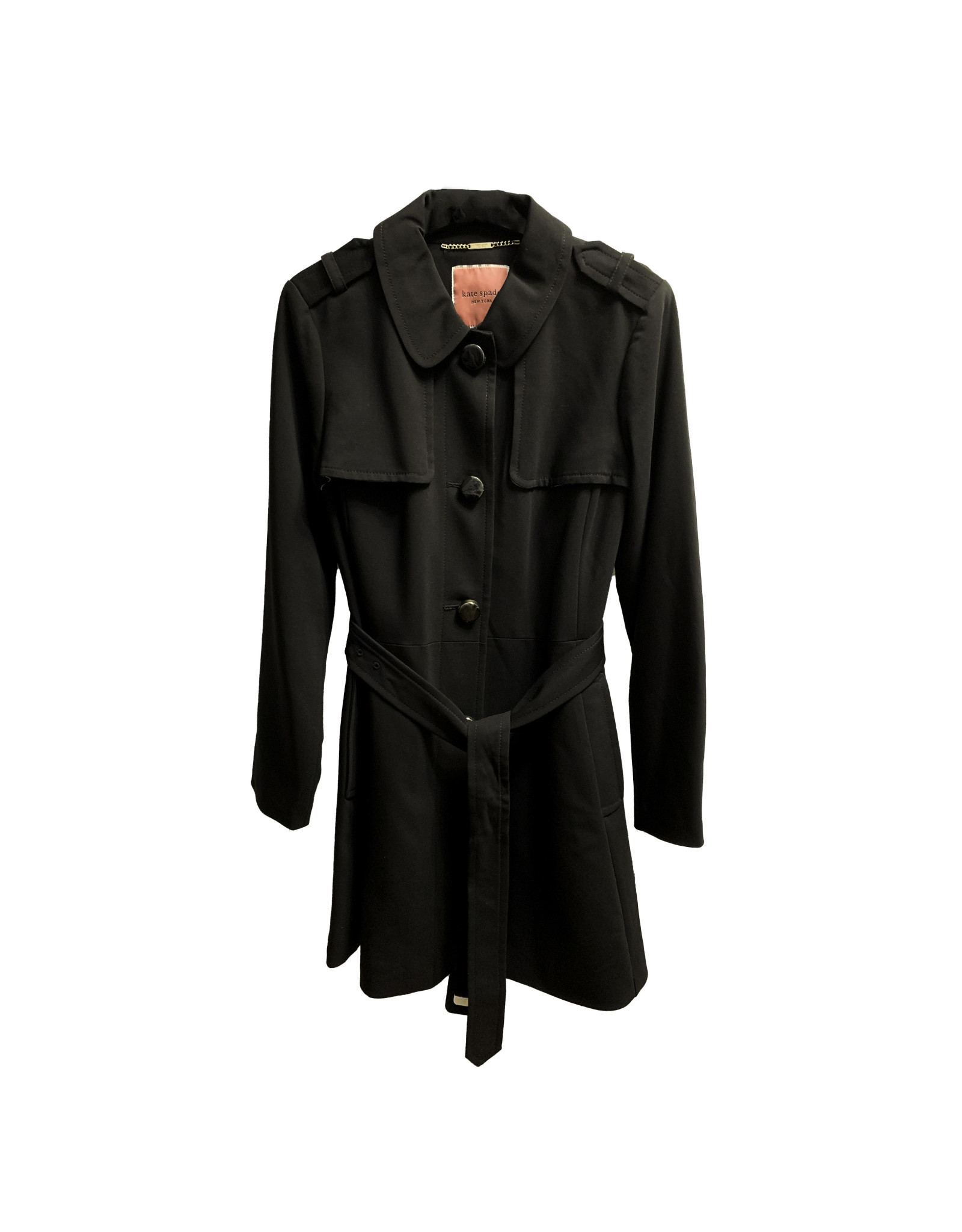 KATE SPADE Kate Spade Cotton-Blend Trench Coat