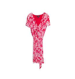 LAUREN RALPH LAUREN LAUREN RALPH LAUREN Red Floral Dress