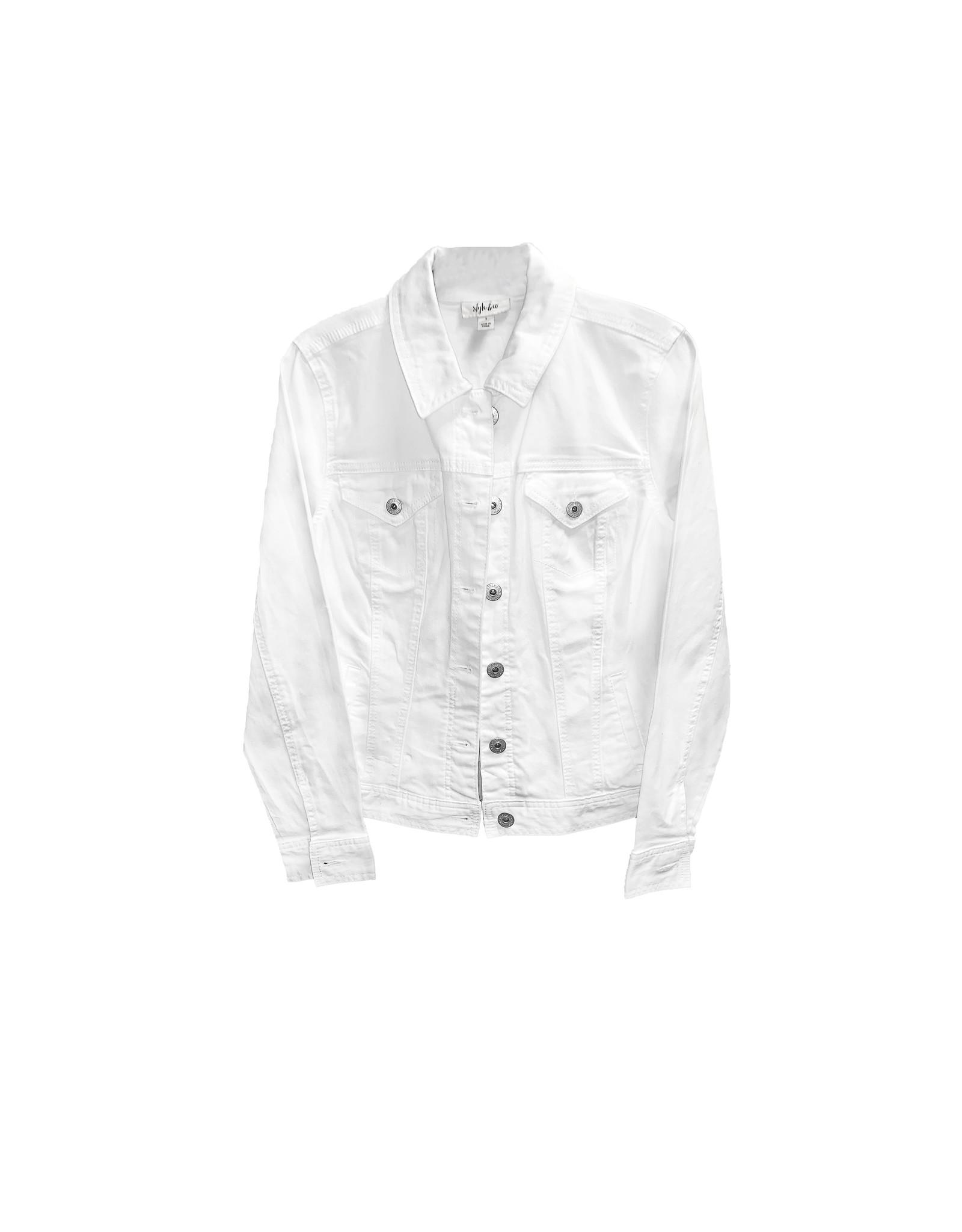 Style & Co Style & Co. Denim Jacket