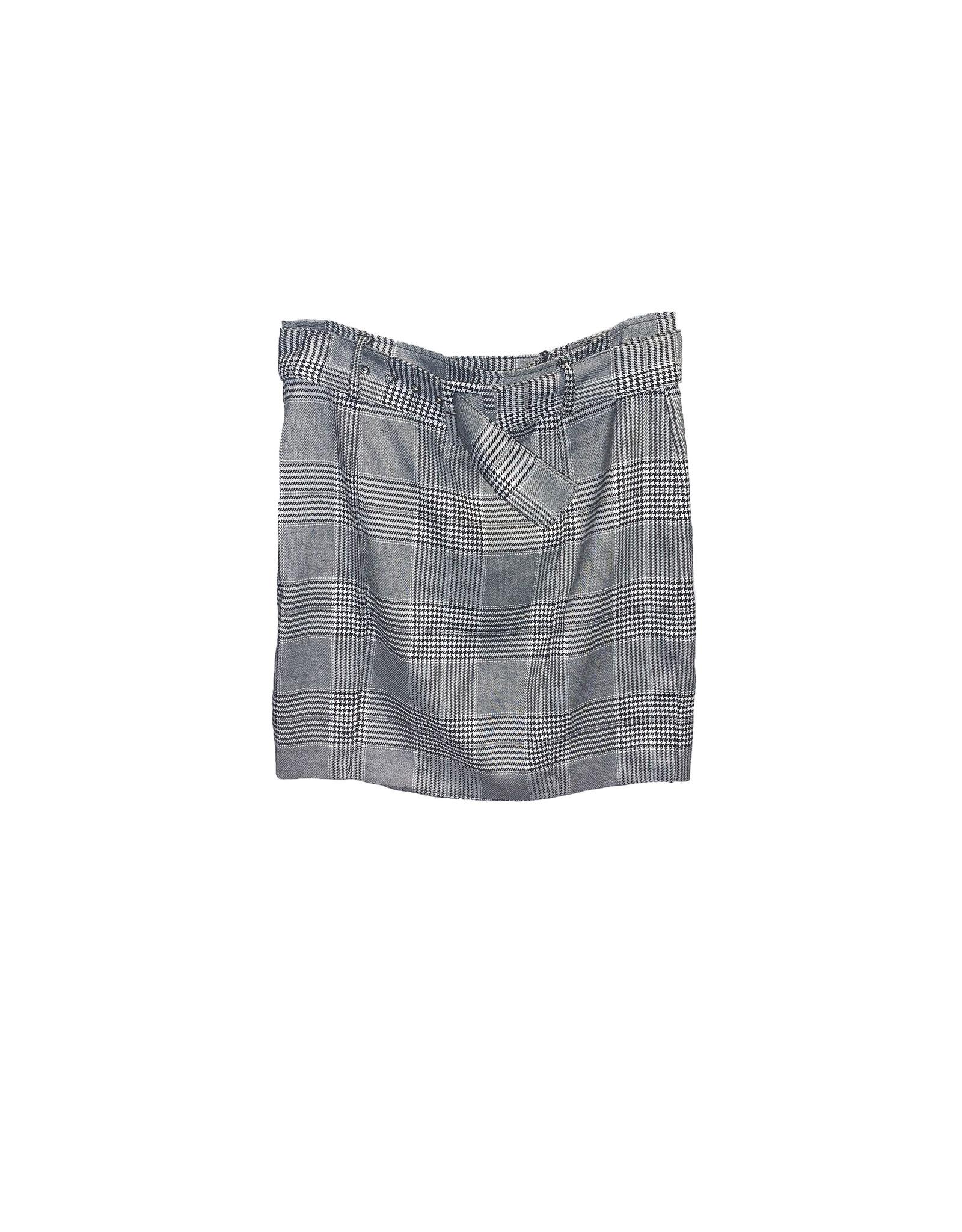 BARDOT BARDOT Mini Belted Skirt
