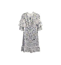 Needle & Thread Needle & Thread Meadow Sequin Dress