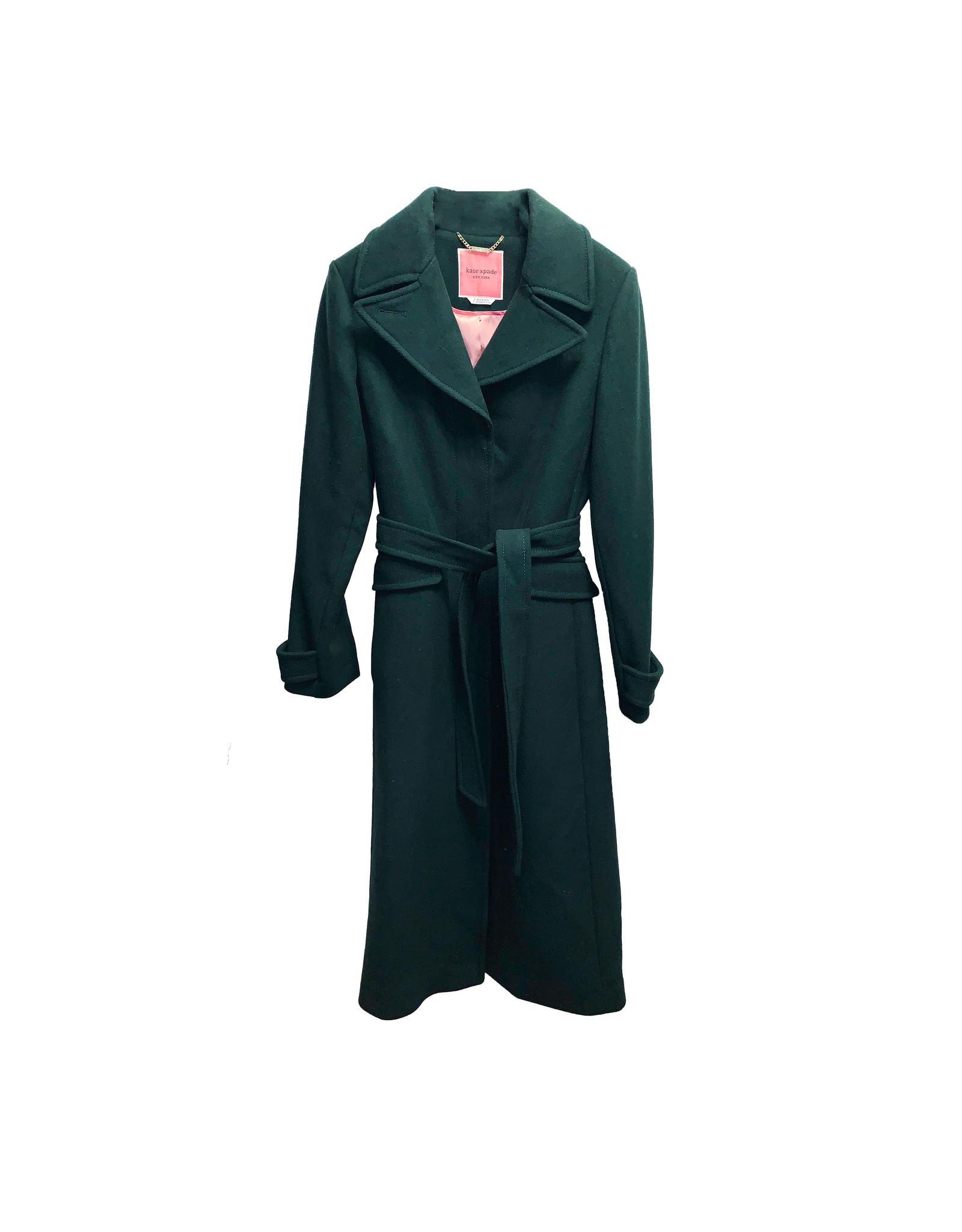 KATE SPADE Kate Spade Blended Wool Coat