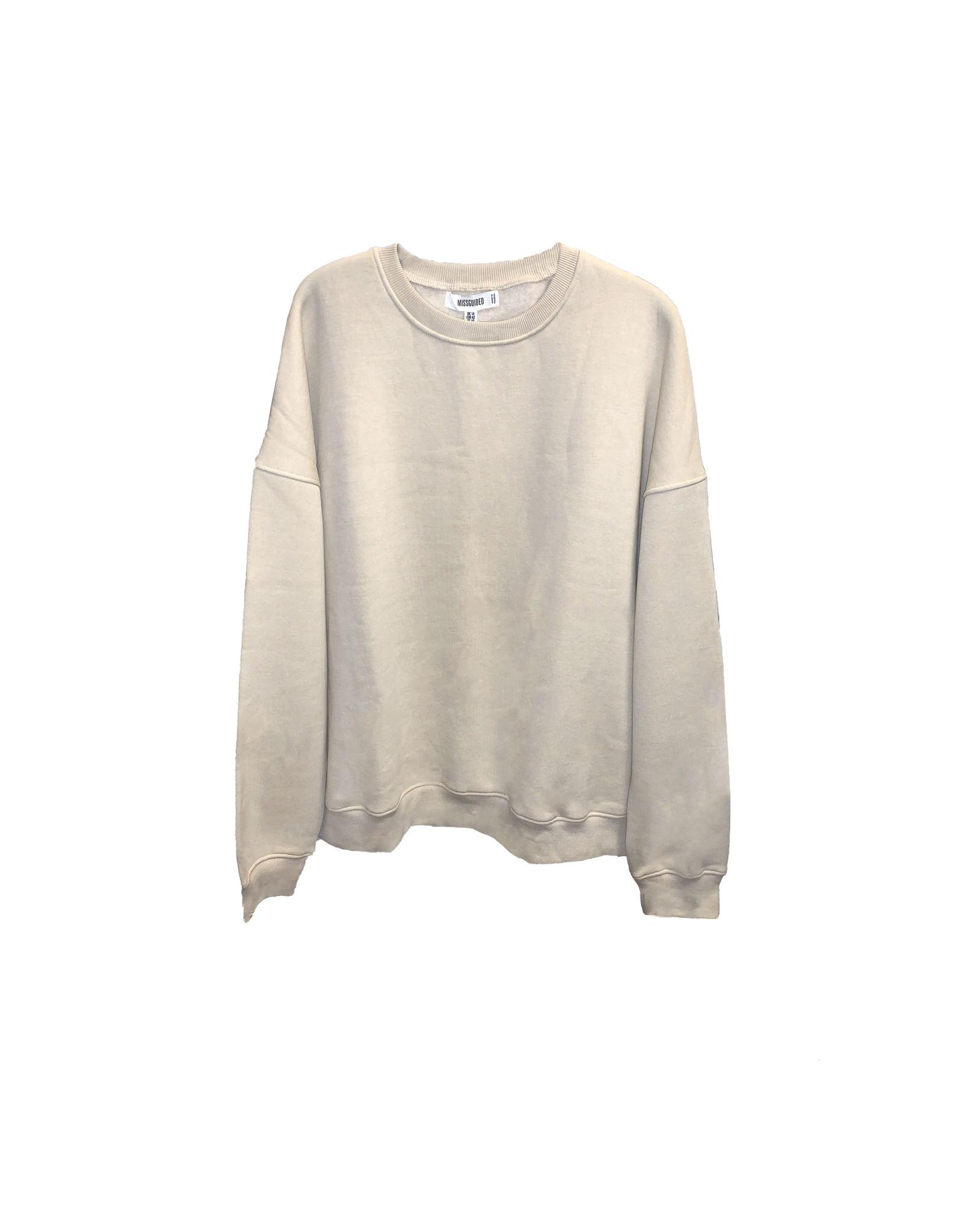 MISSGUIDED MISSGUIDED Oversized Sweatshirt