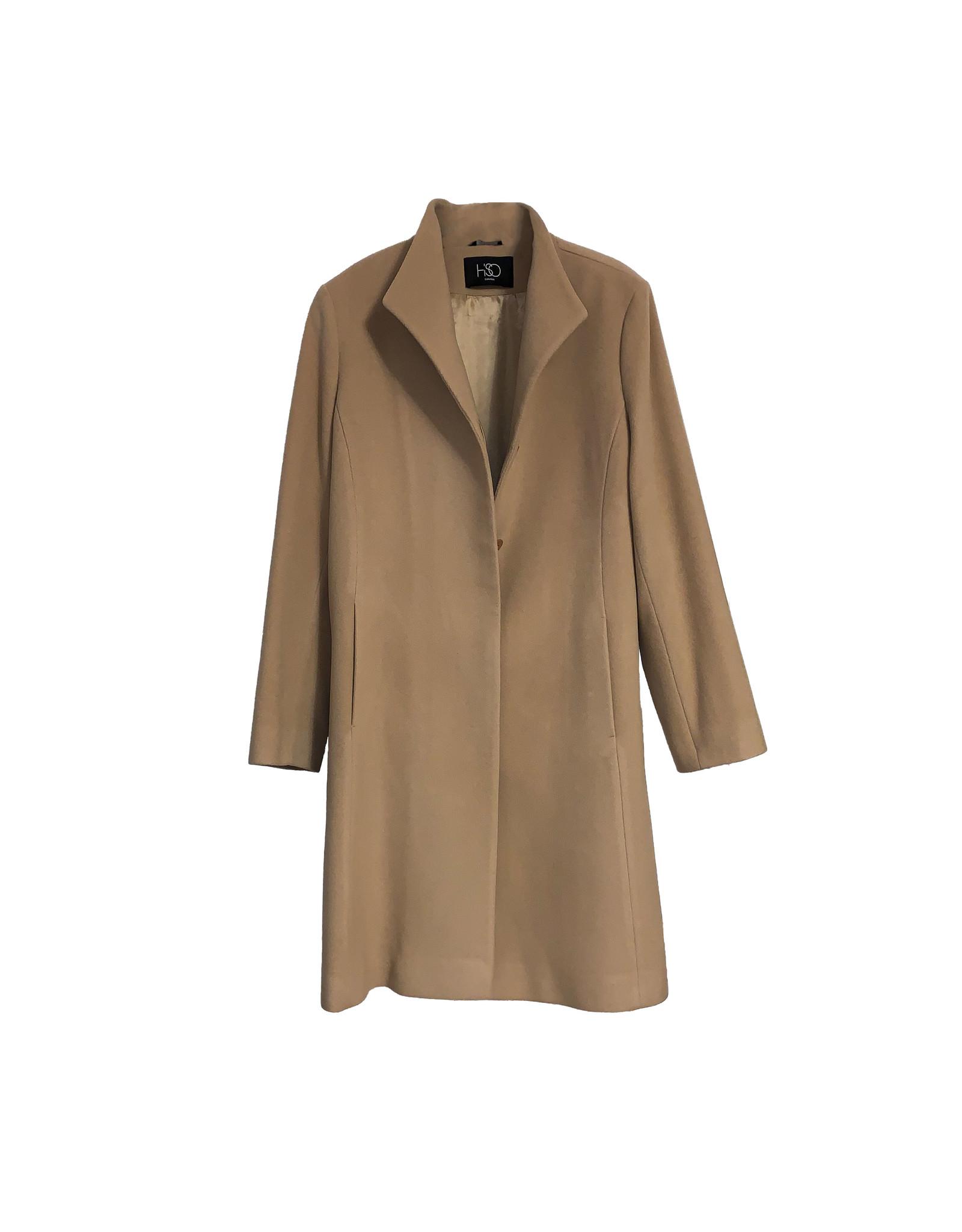 HiSO HiSO Cashmere Blend Coat