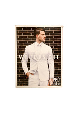 OPPOSUITS OPPOSUITS White Knight Men's Suit