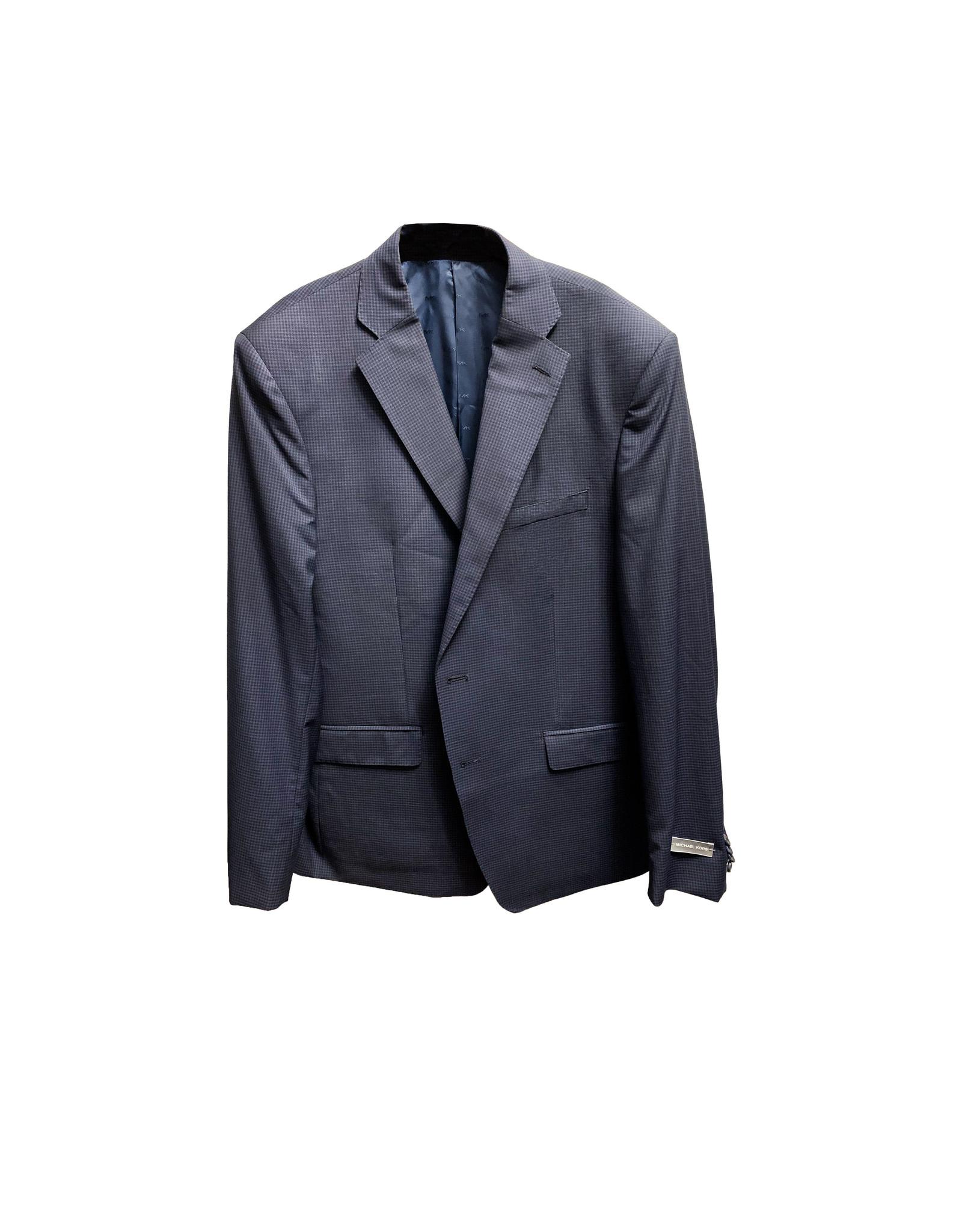 Michael Kors Michael Kors Wool-Blend Slim Fit Sports Jacket Size: 46R