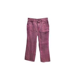 J Brand Joan High  Rise Crop  Wide  Leg Jeans