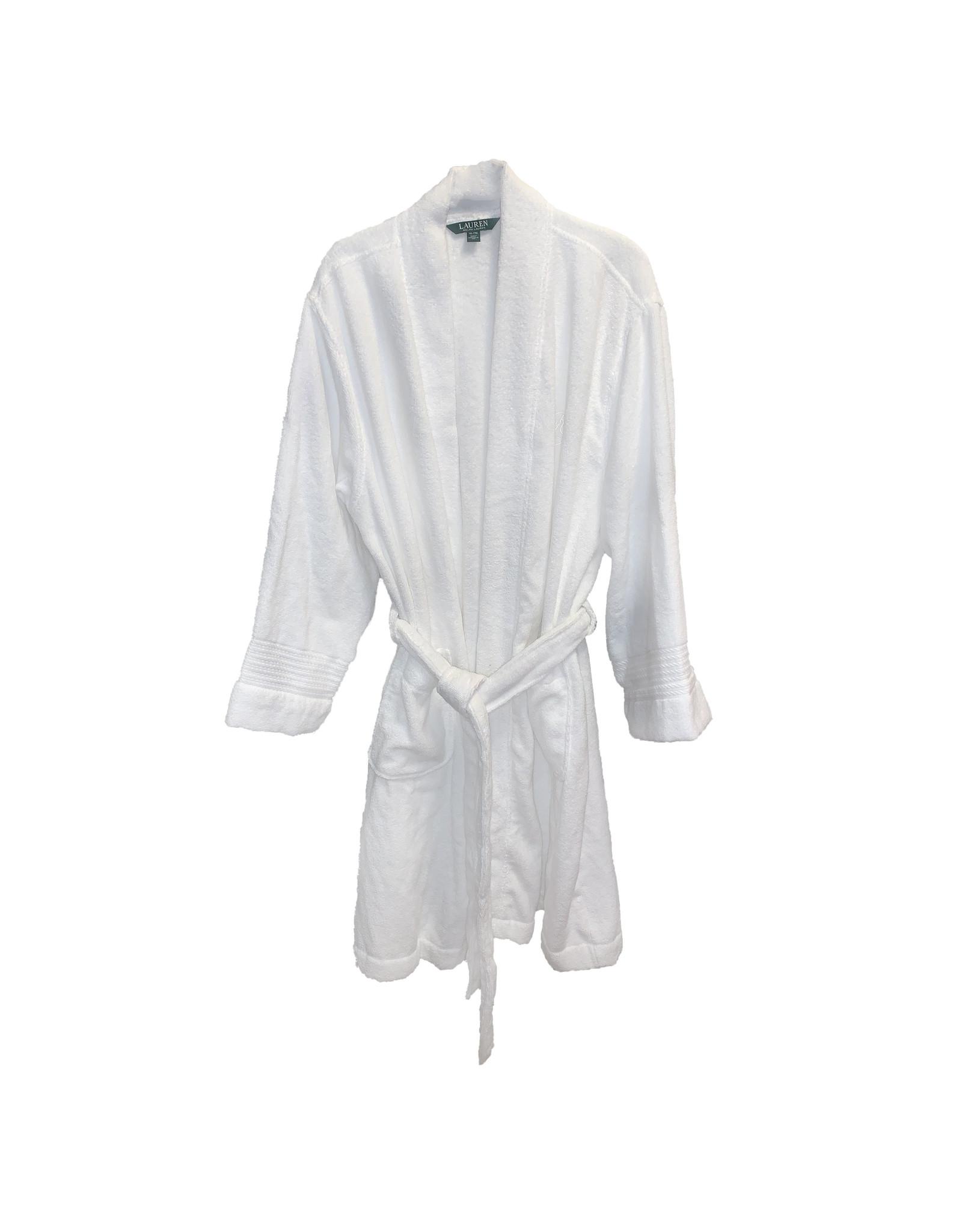 LAUREN RALPH LAUREN Lauren Ralph Lauren  Greenwich  Terry Robe Size XL