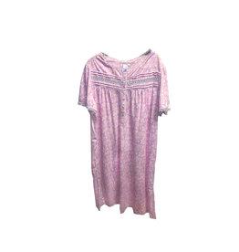 Jasmine Rose Jasmine Rose  Floral Print  Nightgown  Size XL