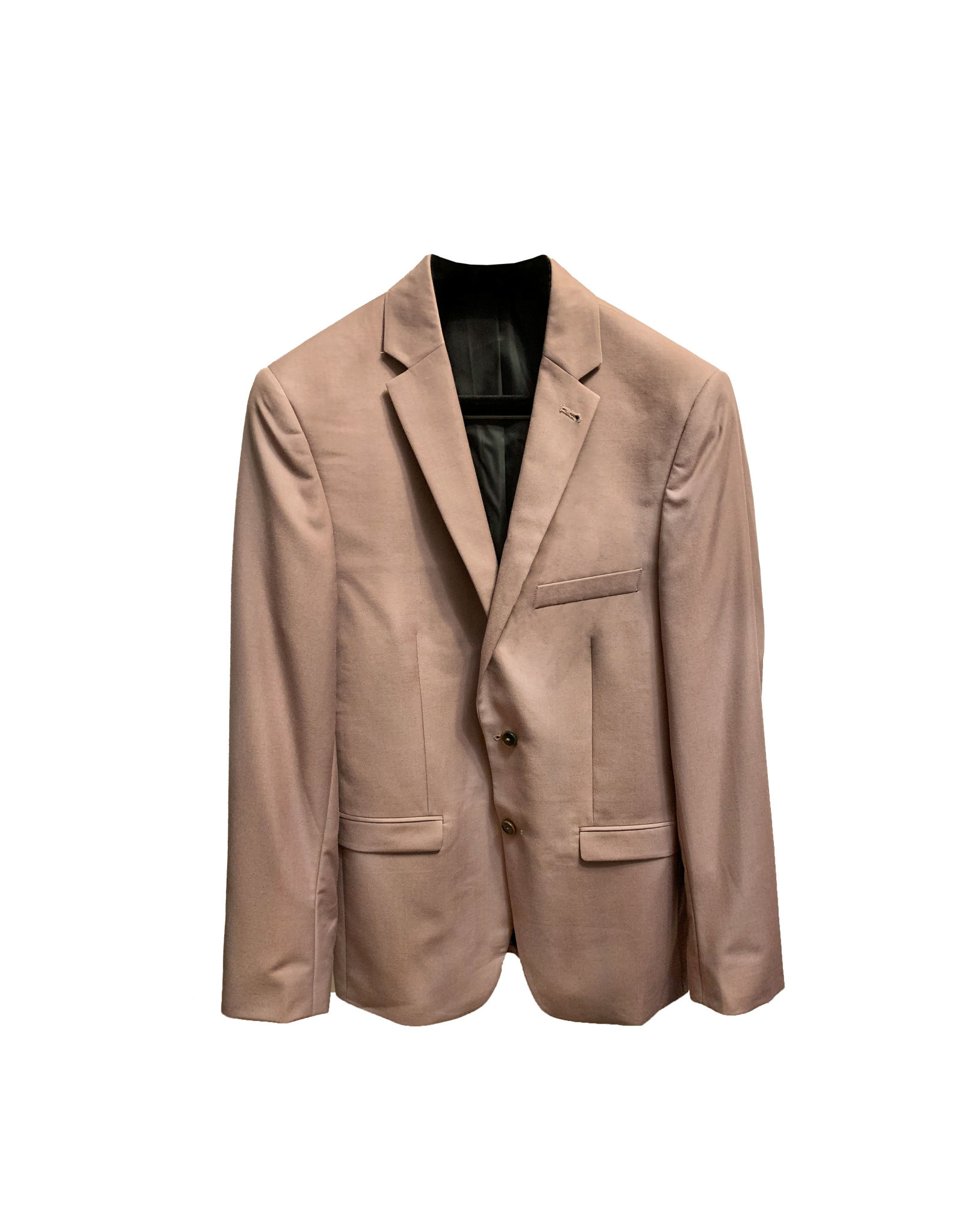 1670 1670 Slim Fit Notch Lapel Sports Coat Size: 40