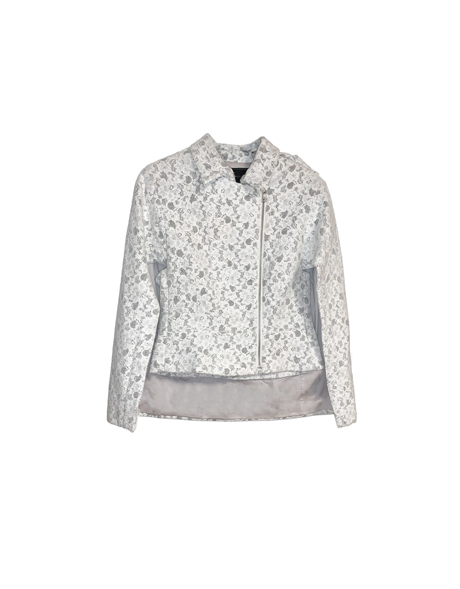 BCBG Maxazria BCBG Maxazria Floral Lace Jacket Cape