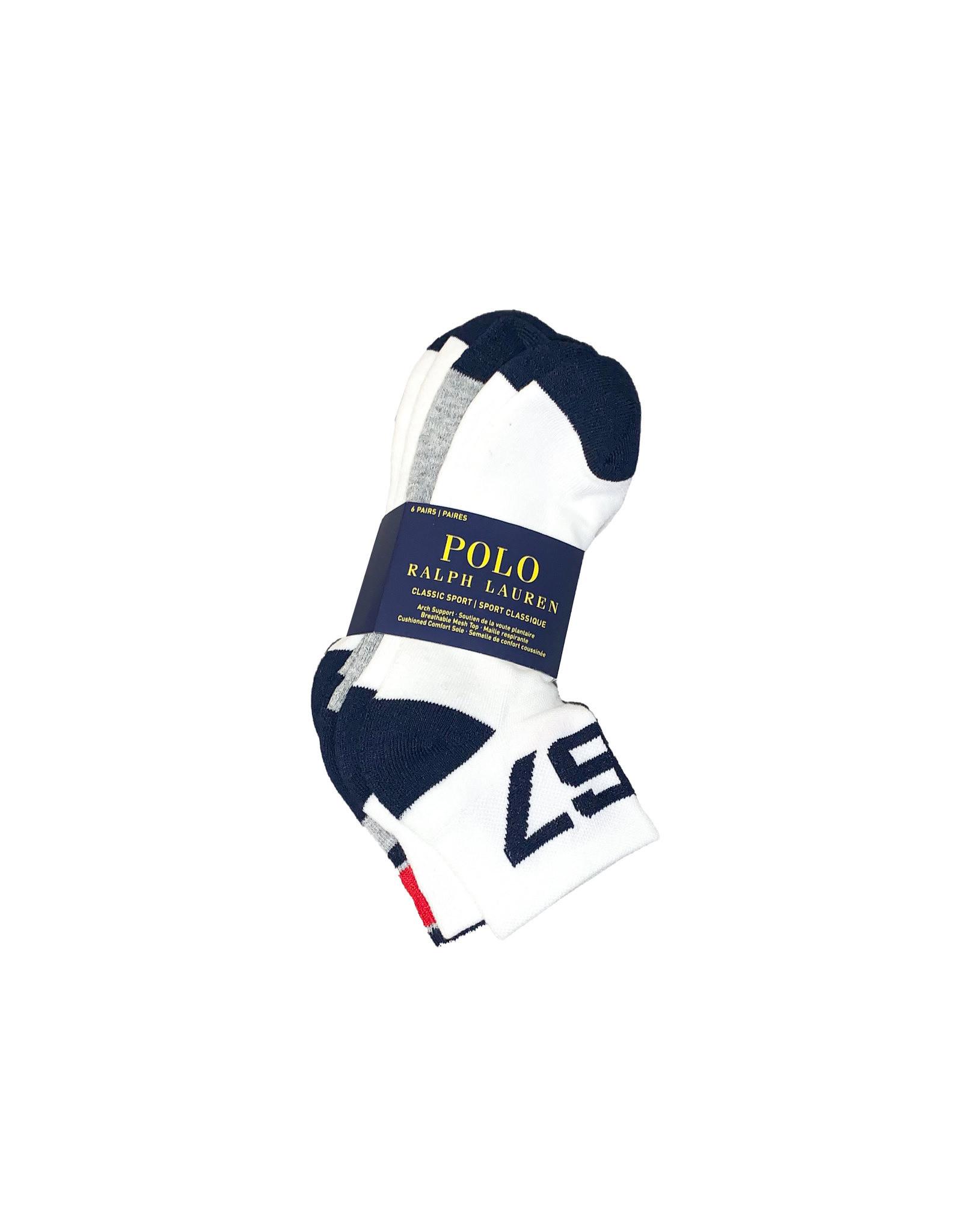 POLO RALPH LAUREN Polo Ralph  Lauren  Socks  5 pc Size 10-13