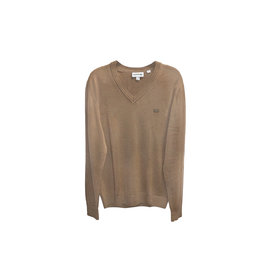 LACOSTE Lacoste V-neck  Wool  Sweater Size 4