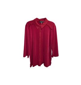 KARL LAGERFELD Karllagerfeld  Long Sleve Shirt Size L