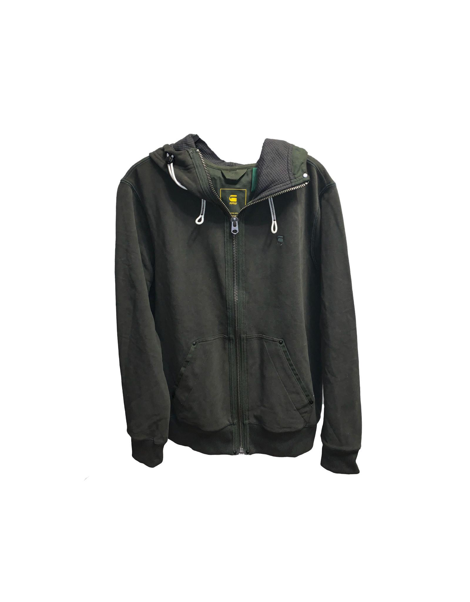 G-Star Raw G-Star Raw  Zip Front hoodie SizeM