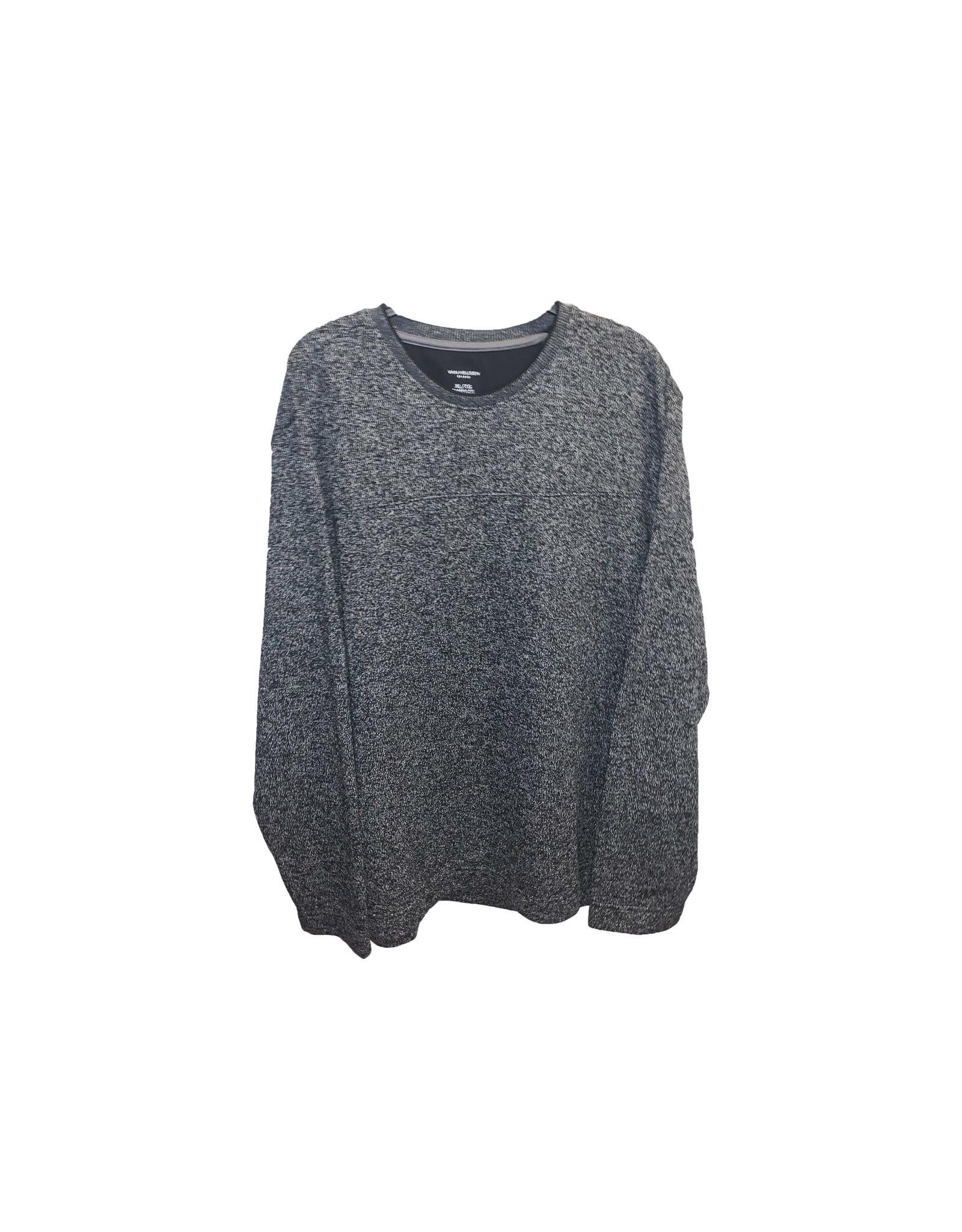 Van Heusen Van Heusen  Marled  Sweatshirt  SizeXL