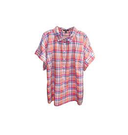 CHAPS Chaps Seymour-Short Sleeve Shirt Size: 2X