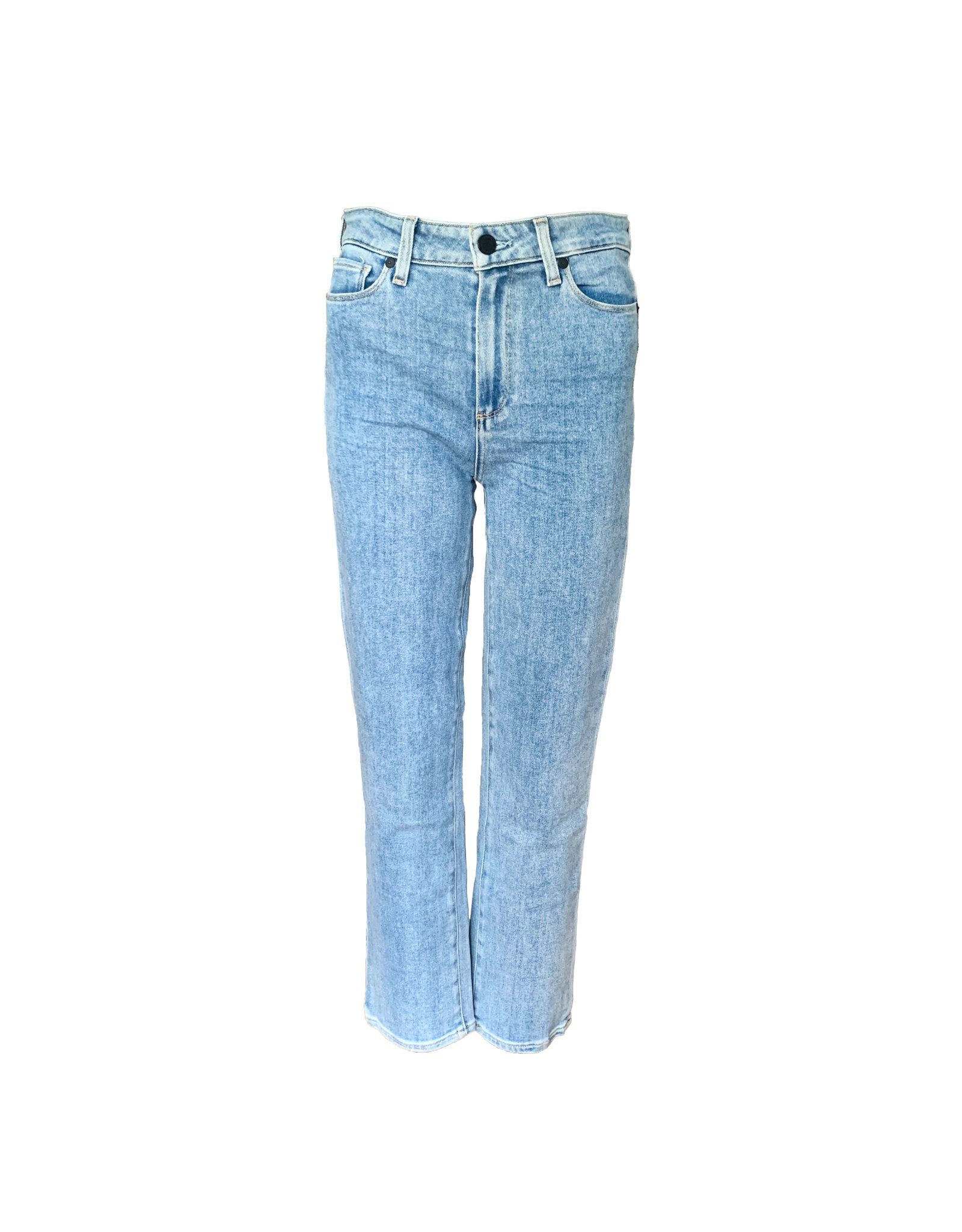 Paige PAIGE Hoxton HighRise Straight  Ankle  Jeans  Size W27