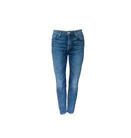 7 For All Mankind FOR ALL 7 MANKIND  High Waist  Ankle Skinny Size26