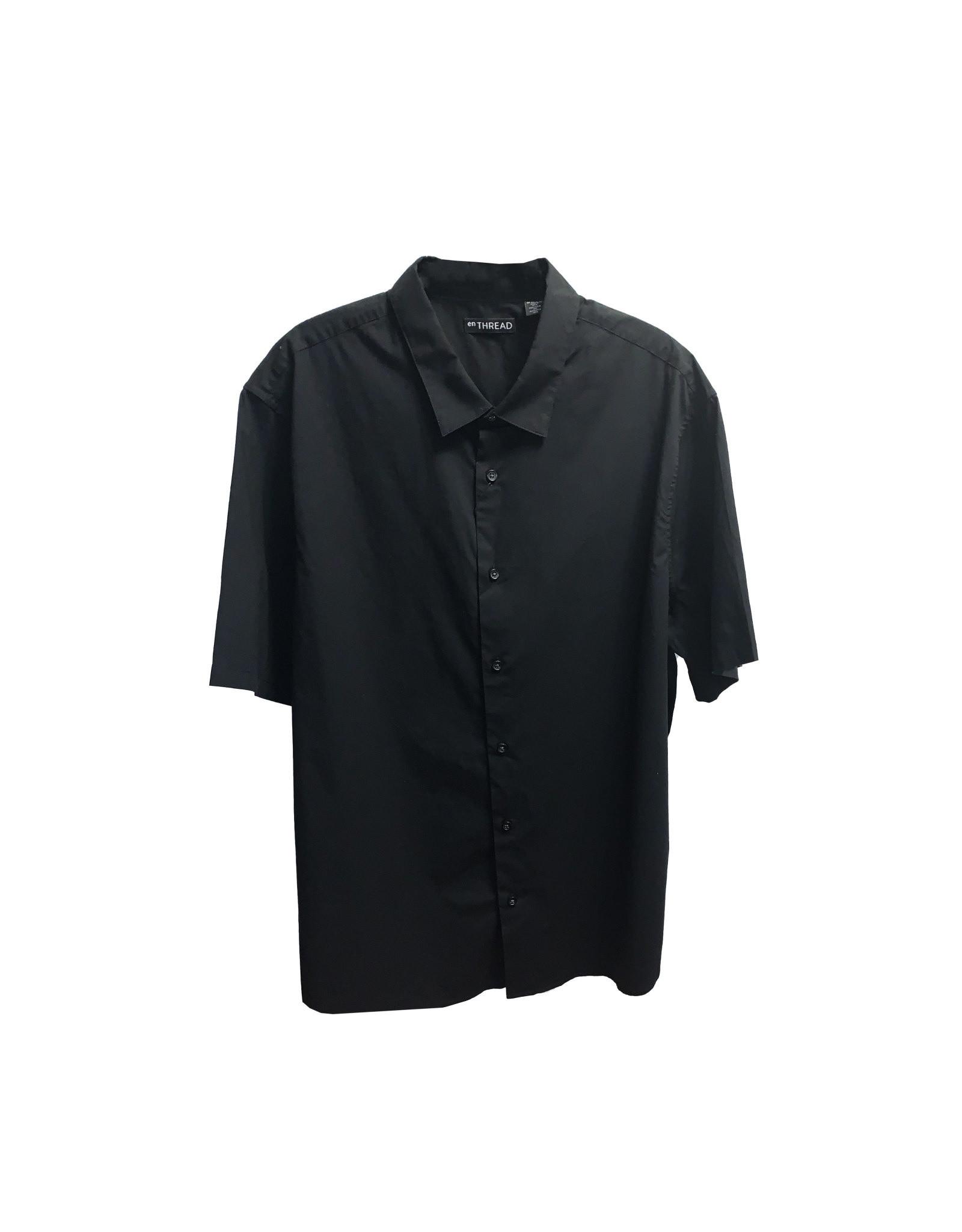 en THREAD en THREAD Black Shirt Size:  XXL