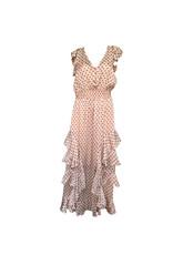RACHEL ROY Rachel   Roy Polka  Dress size 6