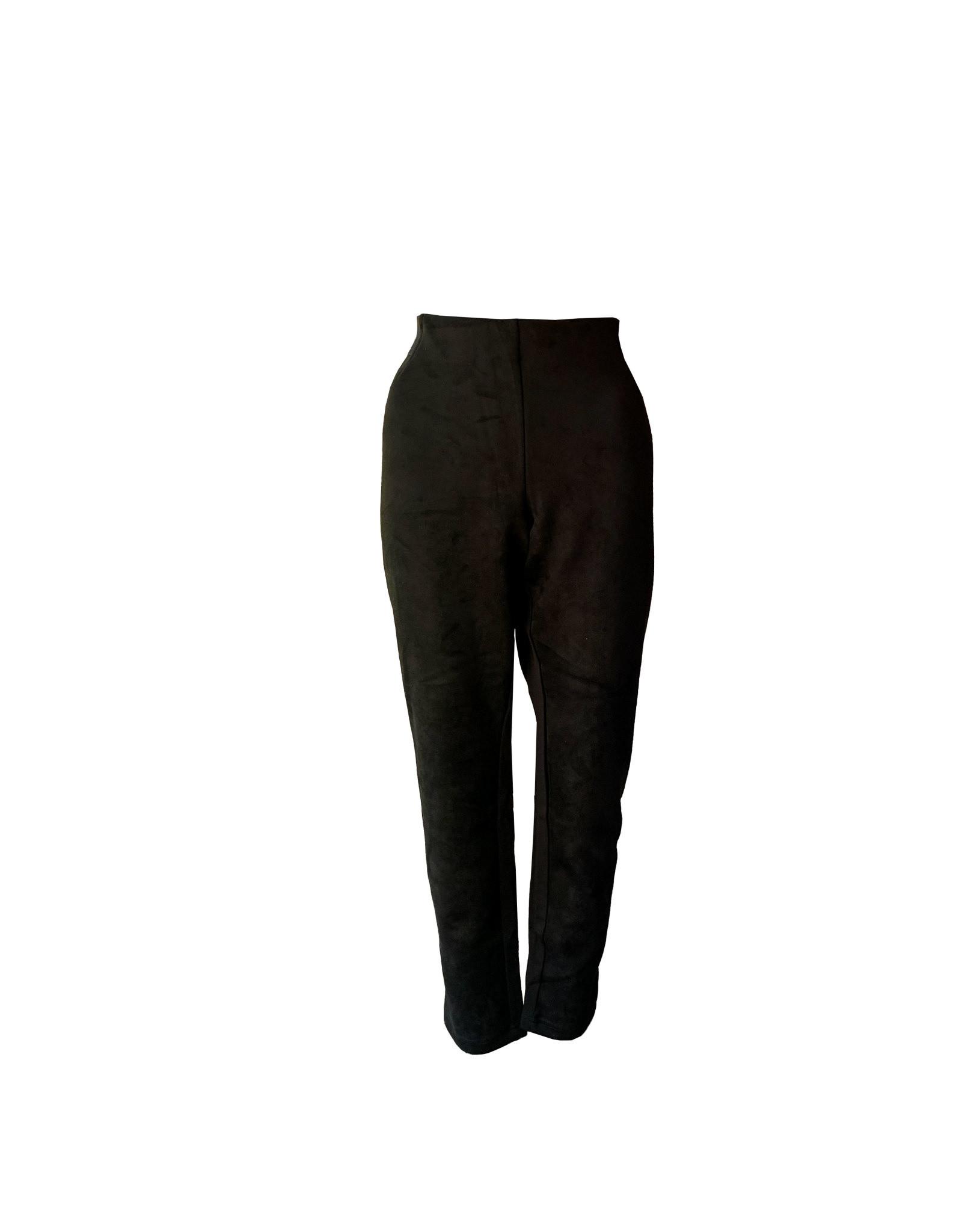 CHAPS Chaps Piney Slim-Fit Ponte Pants: XL