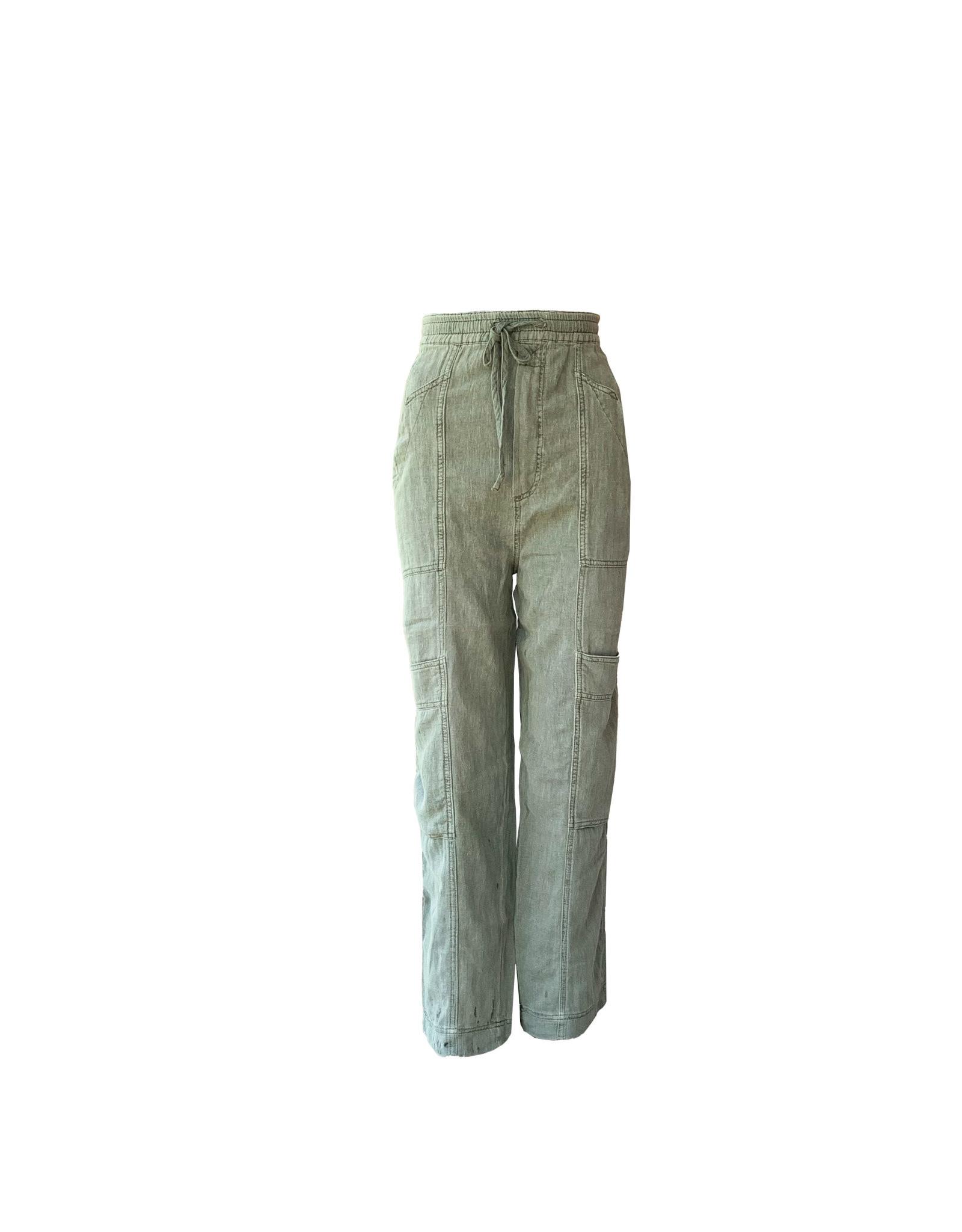 FREE PEOPLE Free people  feelin good  slouchy-fit pants size L